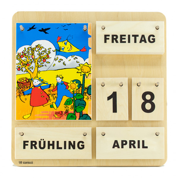 "Kalender ""Karl u. Kathrinchen"""