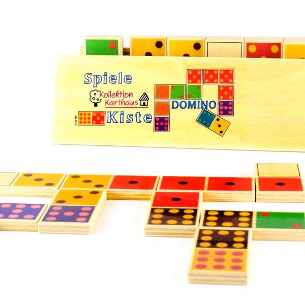 Domino Zahlen