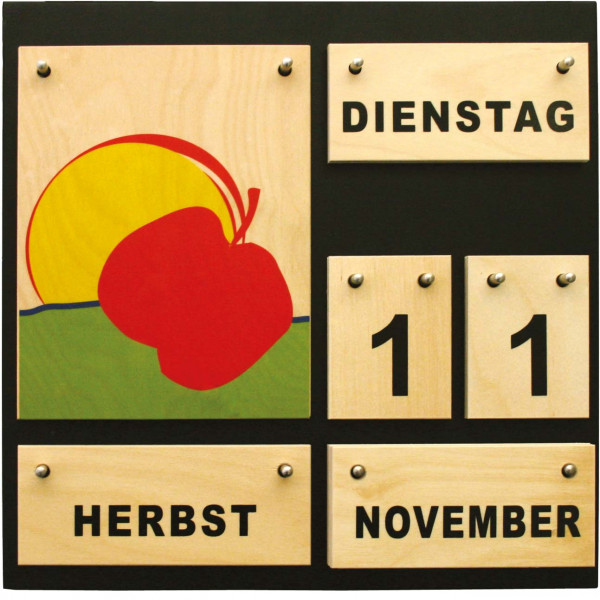 "Kalender Classic ""klare Form"""