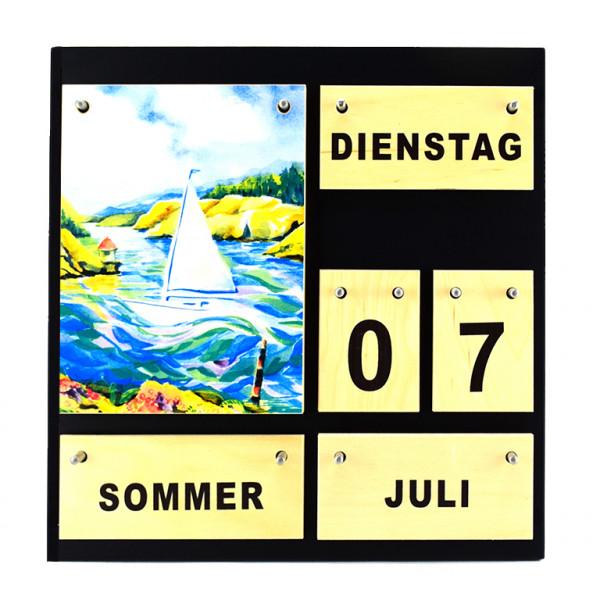 """Kalender Classic """"Vier Jahreszeiten"""""""